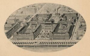 Mémoire des livres, mémoire des hommes : aux origines de la bibliothèque de l'Université de Lyon dans Bibliophilie, imprimés anciens, incunables scans-biu_007b1-300x187