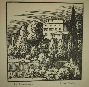 Almanach vivarois 1932. Éd. du Pigeonnier, p. 121. Cote 88640