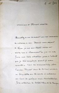 Lettre (1)