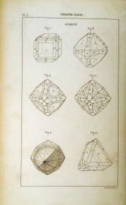 Dufrenoy, Armand. Traité de minéralogie. Carilian-Goery et Vor Dalmont, 1844-1847. Cote 45766