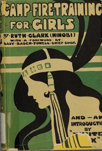 ouvrage en anglais - Fonds Scout