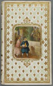 (fig. 5) Décor à semis : Schmid, Johann Christopher. Paul et Marie ou les fruits d'une bonne éducation. Rouen : Mégard, 1869. Cote 2RB 4600