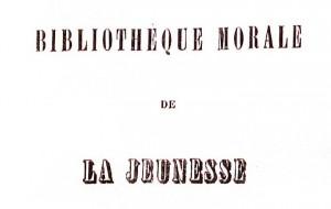 collection «  La bibliothèque morale de la jeunesse » : M., E. Une partie de plaisir. Rouen : Mégard et Cie, 1878. Cote 2RB 5893.