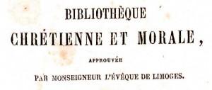 collection « La bibliothèque chrétienne et morale » : <em>Les deux jumeaux</em>. Limoges : Barbou Frères, [18…]. Cote 2RB 4908.