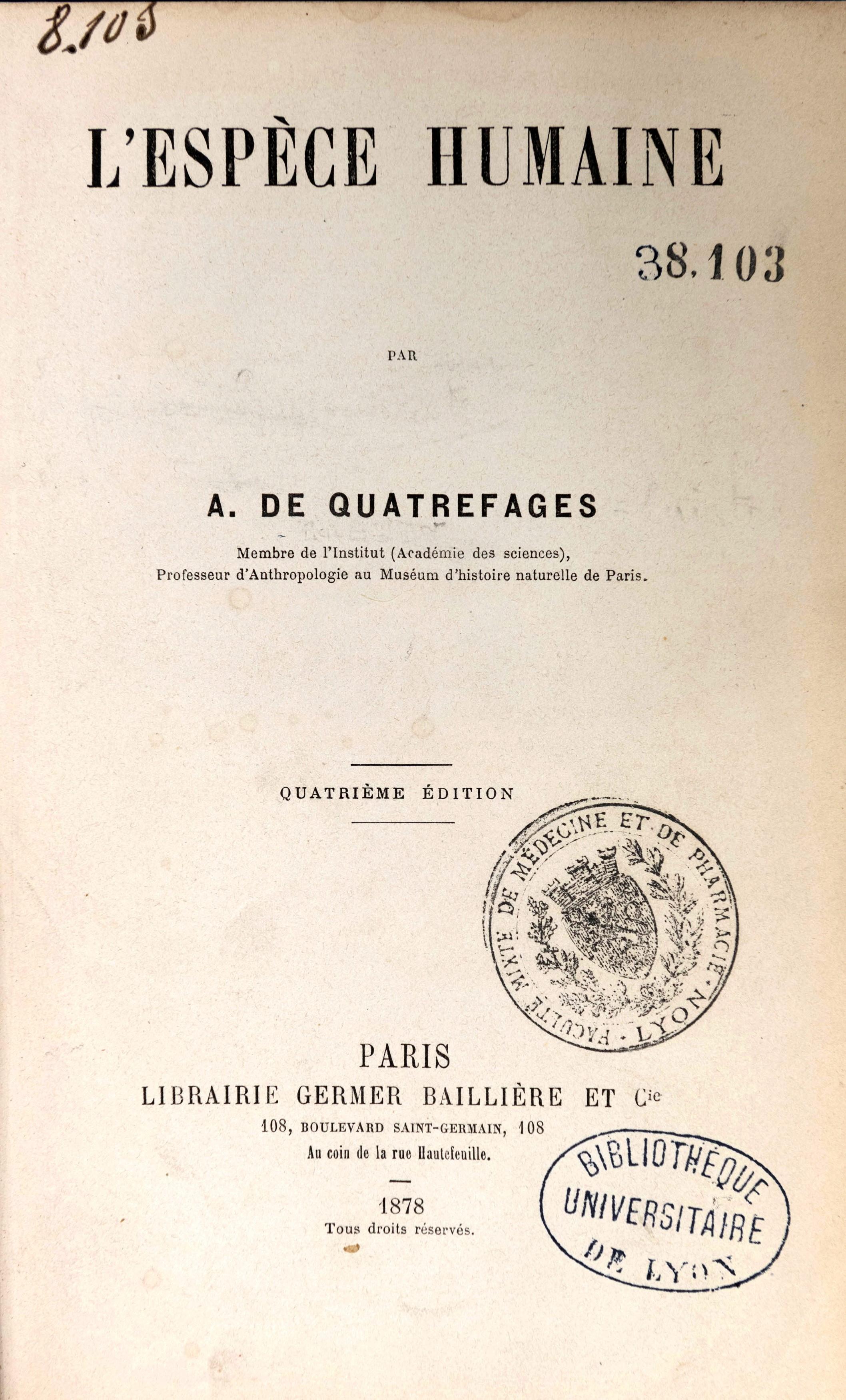 Paléontologie (1)