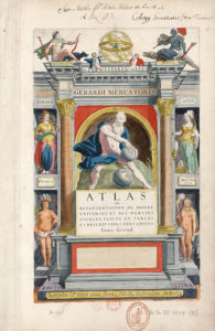 Atlas, oureprésentation dumondeuniversel etdespartiesd'icelui[...]. Tomesecond. Amsterdam: H.Hondius, 1633