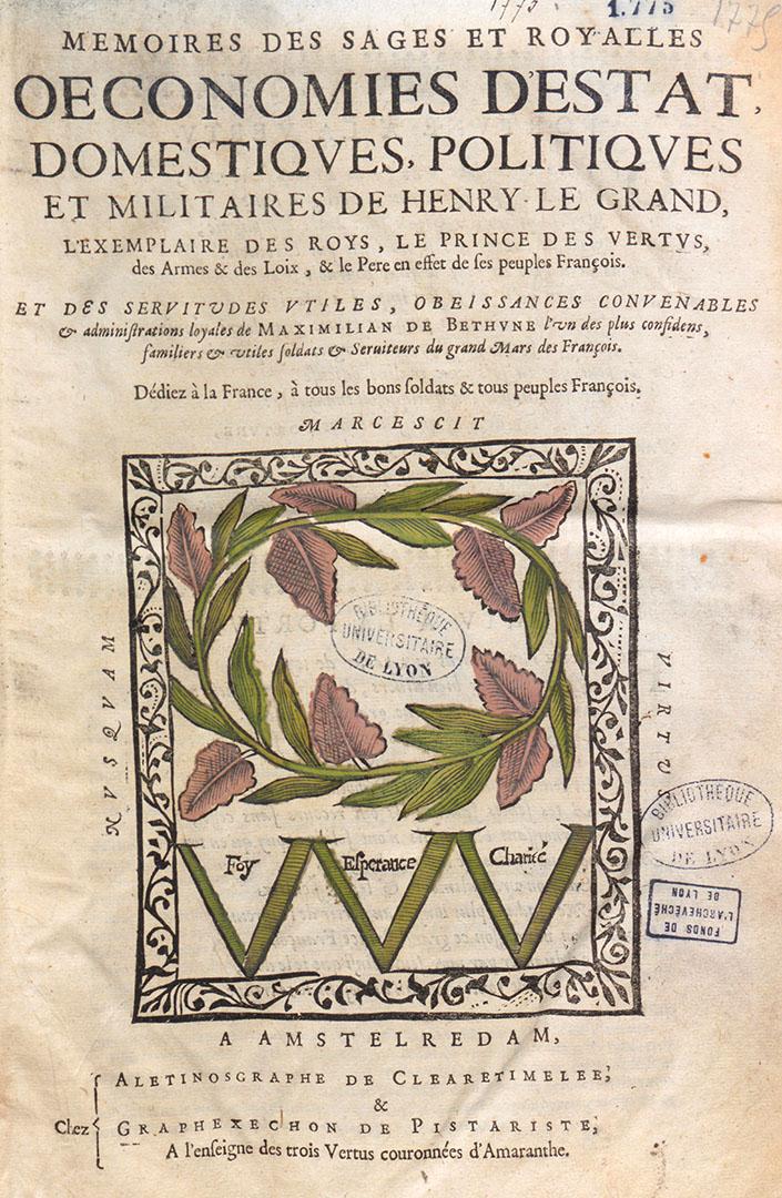 édition de Rouen, 1649