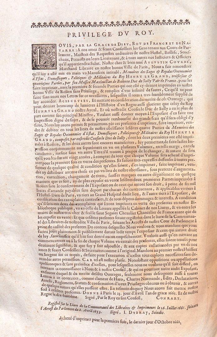 Page intérieure, édition Courbé