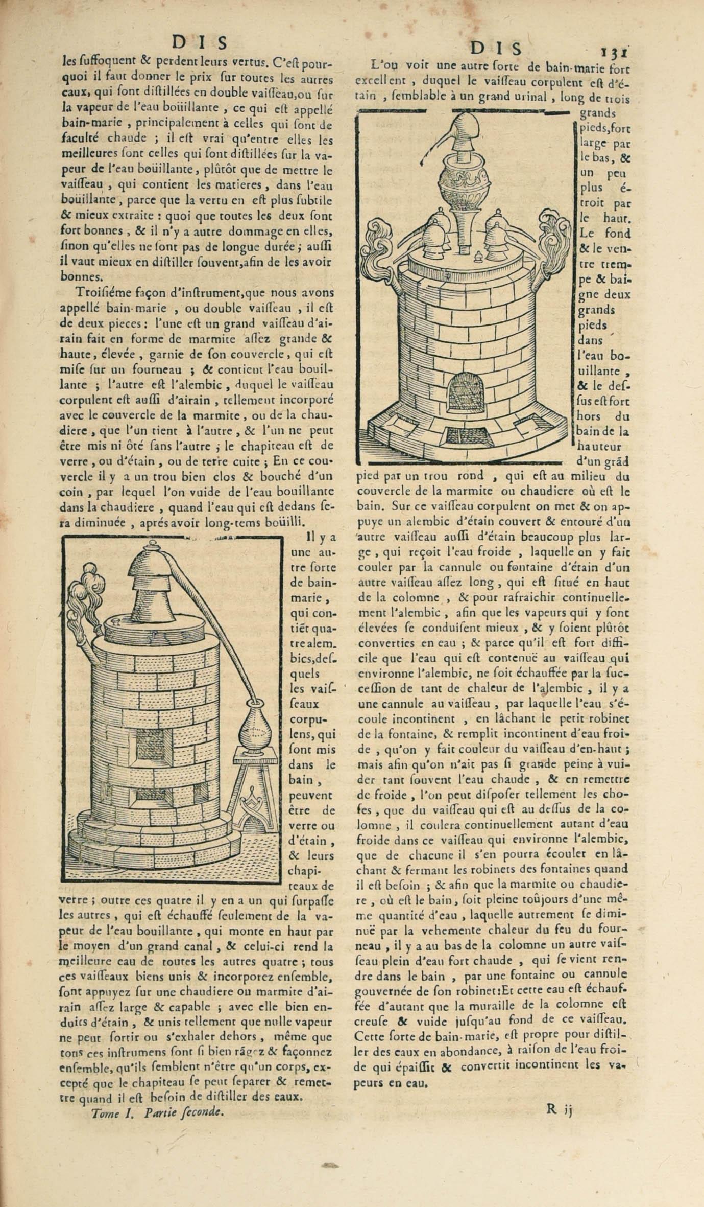 Dictionnaire Oeconomique - 11