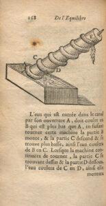 Bernard Lamy Traitez de mechanique 1679