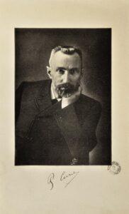 Marie Curie. Traité de radioactivité, 1910