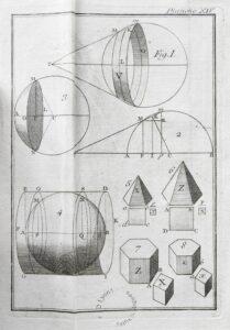 Clairaut, Alexis. Elemens de géométrie. 1753