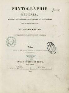 Phytographie médicale.1835
